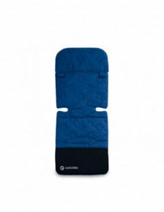 Protection siège poussette Snuggle Concord Robot Bleu