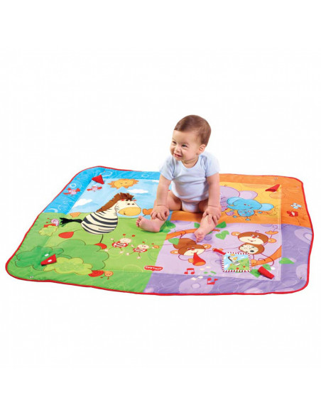 Tapis d 39 veil gymini move play de tiny love magasin bebe concept - Tapis d eveil tiny love move and play ...