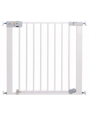 Safety 1st Extension de barrière de sécurité Protection bébé 14 cm Blanc Metal