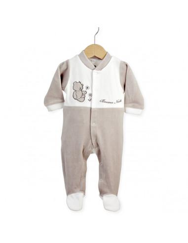 Pyjama bébé - Bonne Nuit - 3kilos7 - tailles de 3 à 23 mois