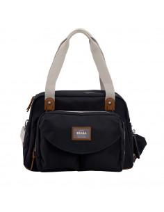 Béaba sac à langer Genève 2 Smart Colors Black Noir