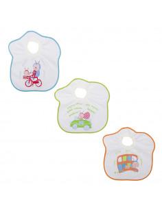 Babylätzchen 3-er Set von Saro