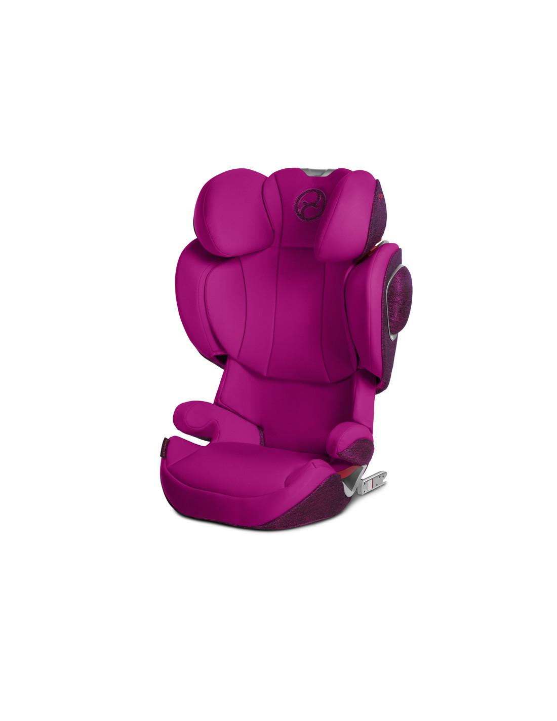 cybex solution z fix si ge auto gr 2 3. Black Bedroom Furniture Sets. Home Design Ideas