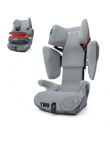 concord si ge auto transformer pro gr 1 2 3 graphite grey. Black Bedroom Furniture Sets. Home Design Ideas