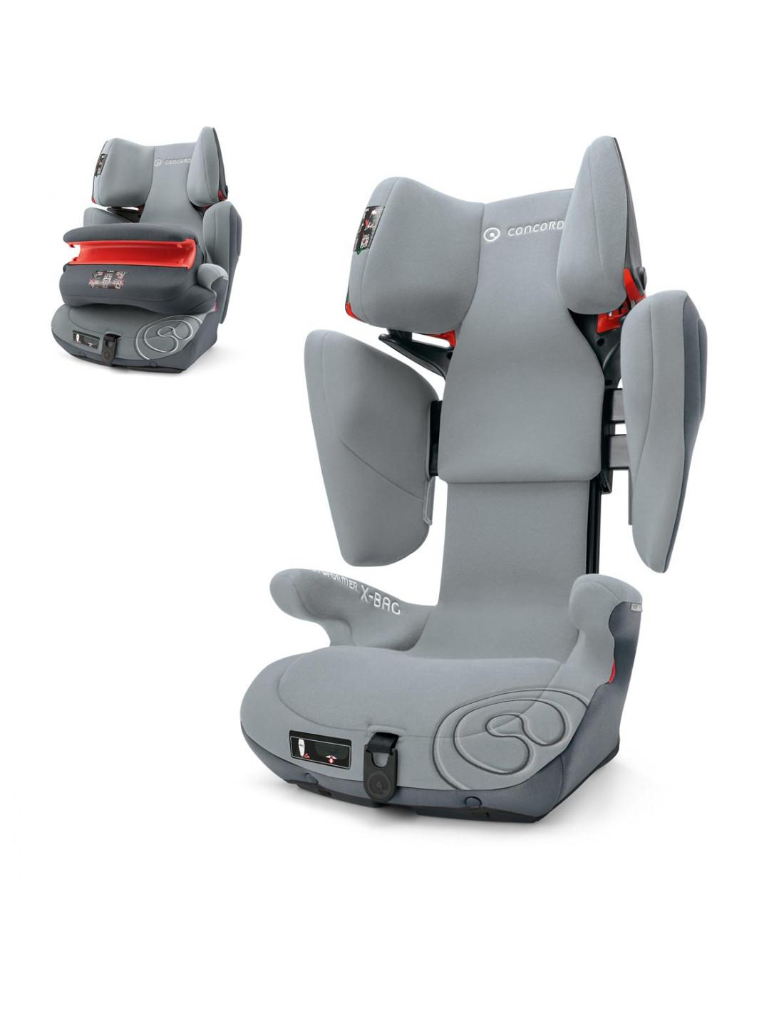 concord kindersitz transformer pro gr 1 2 3 graphite grey. Black Bedroom Furniture Sets. Home Design Ideas