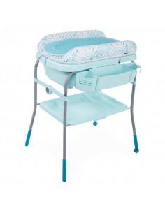 Baignoire Ergonomique Bébé Confort Bleu