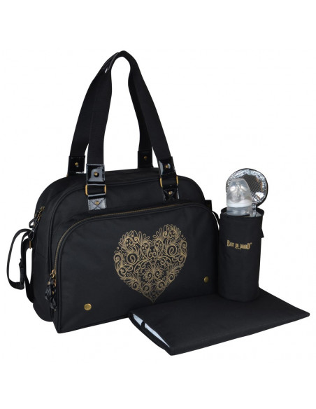 Baby on Board Sac à Langer Simply Premium Love Tatoo