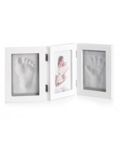 Jané Photo Frame, cadre photo avec 2 empreintes