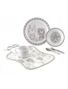 Jané Crockery Set vaisselle 6 pièces
