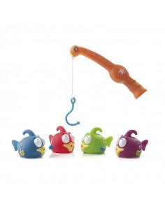 Jané Bath Toys Jouets de bain, la pêche