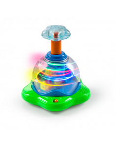 Bright Starts Press and Glow Spinner