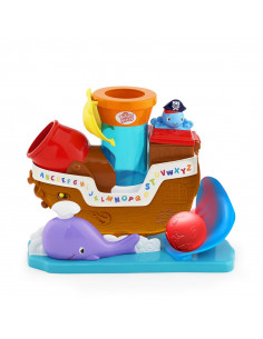 Bright Starts Pop Rock Bateau Pirate