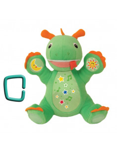 Baby Einstein peluche musical Dragon, Canard