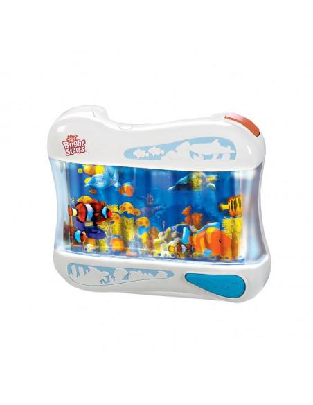 Bright Starts Dream Drifter aquarium musical