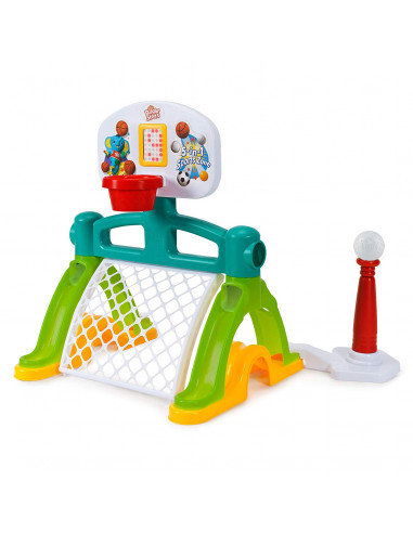Bright Starts 5-in-1 Sports Zone