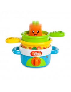 Bright Starts Nest'n Sing Pots, la batterie de cuisine