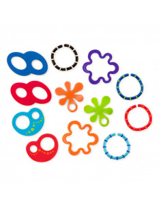 Oball 12 Linky Loops anneaux de dentition
