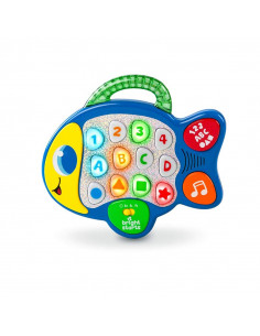 Bright Starts Learn and Giggle Fish, le poisson