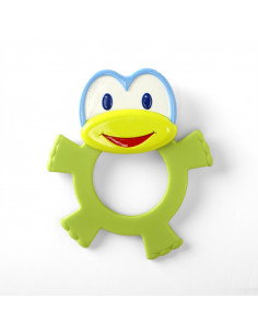 Bright Starts Dancing Teether Friends Hochet Anneau de dentition