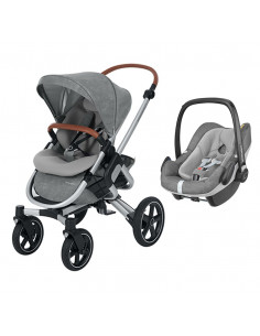 Bébé Confort Duo poussette Nova 4 Pebble Plus