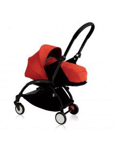 Yoyo+ 0+ Babyzen Pack nouveau-né en rouge