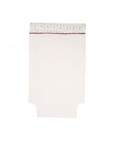 Lange demmaillotage Groswaddle blanc x 2
