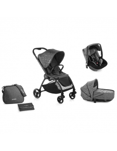 Be Cool Outback Crib One trio poussette 3 pièces