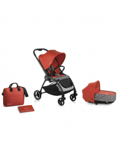 Be Cool Outback Crib Duo poussette 2 pièces