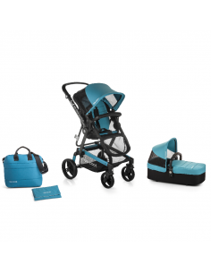 Be Cool Quantum Top Plus landau poussette 2 en 1