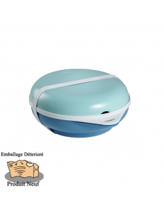 Beaba Bento box Ellipse Blue - Outlet