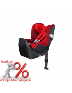 Cybex siège auto Sirona M i-Size Mars Red - Outlet