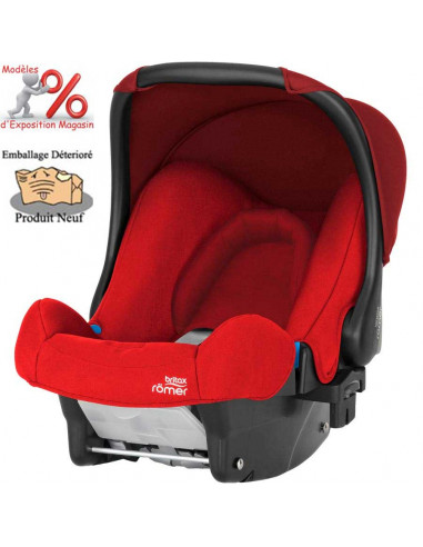 Siège auto Cosi Baby-Safe Britax Romer Flame Red