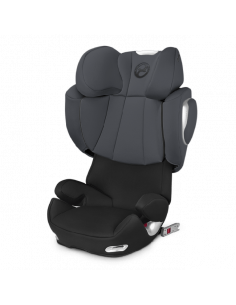 Cybex Solution Q2-fix habillage Phantom Grey