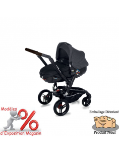 Jané Rider Matrix Light 2 Jet Black landau - Outlet