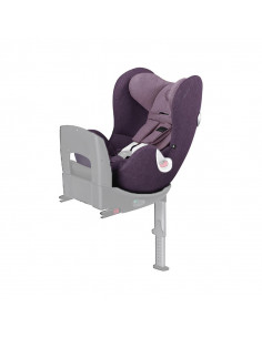 Habillage Princess Pink Purple siege auto Cybex Sirona Plus