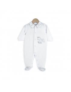 Trois Kilos Sept - Pyjama velours  - 1M