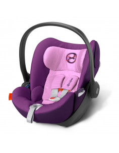 Cybex Cloud Q siège auto Grape Juice-purple