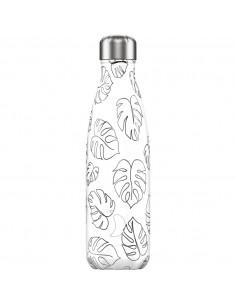 Chilly's Line Art 500ml Bottiglia isotermica in acciaio inossidabile