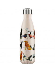 Chilly's Emma Bridgewater 500ml Bouteille isotherme en acier inoxydable