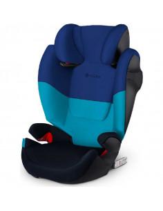 Cybex Silver Solution M-Fix cadeira auto Gr. 2/3 15-36 kg