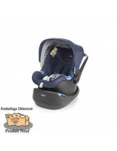 Chicco Siège Auto Oasys 0 + Up, Blue Passion - Outlet