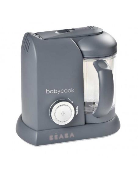 Küchenmaschine Babycook Solo von Béaba, Modell Dark Grey