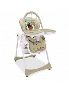 Chaise haute naissance 3 en 1 Elegant Asalvo