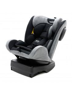 Cadeira auto isofix grupo 0/1/2/3 rotativa a 360º GO FIX Asalvo