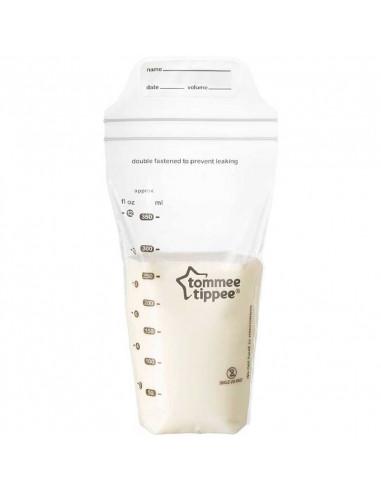 Tommee Tippee Sachets de congélation du lait maternel (36u.)