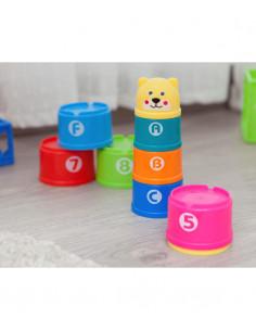 Cubes gigognes empilables de Kiokids