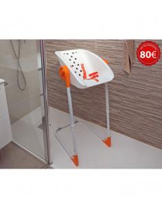 Cadeira de banho CharliChair de Kiokids