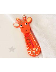 Thermomètre de bain Girafe de Kiokids