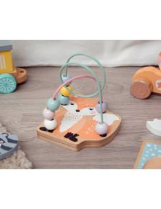 Boulier bébé de Kiokids, jouet en bois