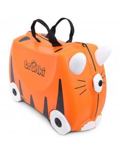Kinderkoffer Modell Tipu der Tiger von Trunki